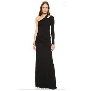 Young Fabulous & Broke Black Vinny Maxi Dress XS